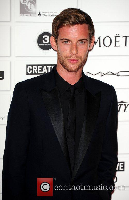 Luke Treadaway Moet British Independent film awards 2011...