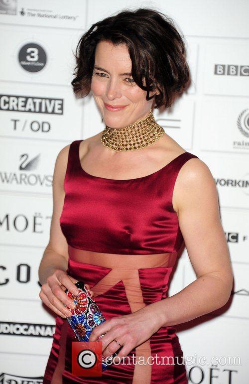 Olivia Williams Moet British Independent film awards 2011...