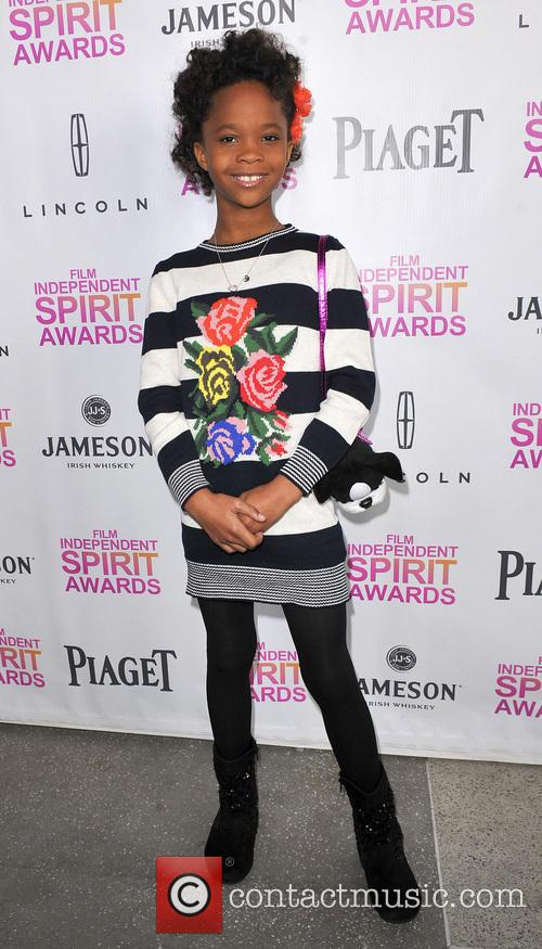 quvenzhane wallis 2013 independent spirit brunch held 20055814