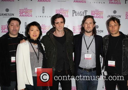 Chris Bergoch, Julia Kim, James Ransone, Blake Ashman-kipervaser and Sean Baker