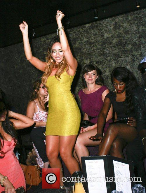 Korrina Rico Actress Korrina Rico hosts the grand...