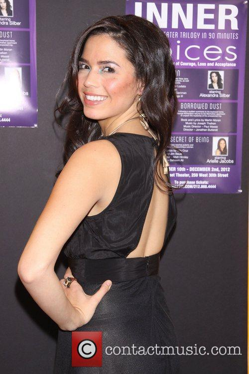 Arielle Jacobs  at the premiere after party...