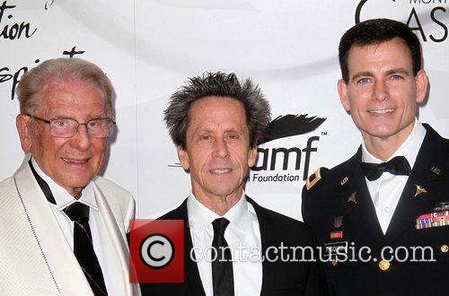 Alfred Mann, Brian Grazer and Paul Pasquina 11