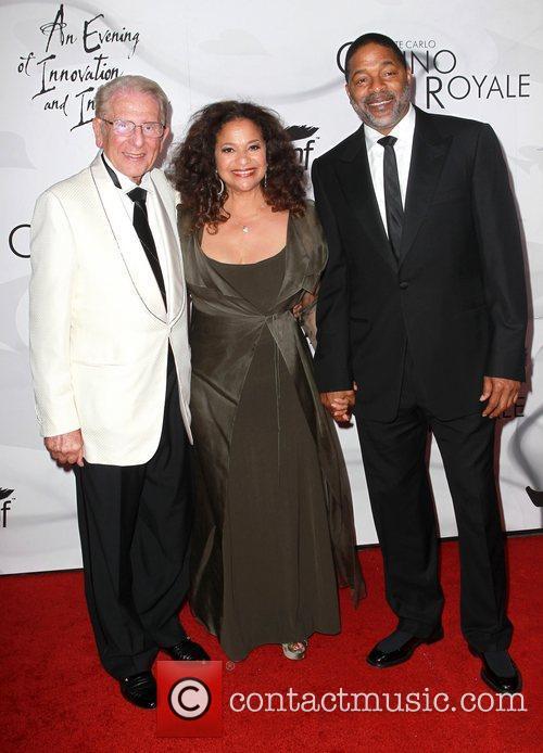 Alfred Mann, Norm Nixon, Debbie Allen  9th...