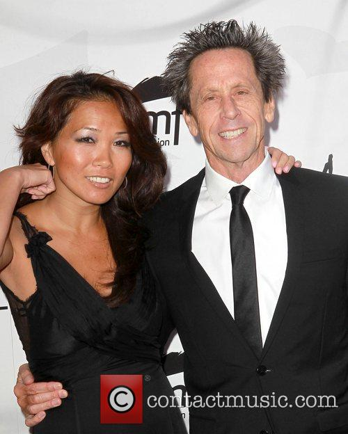Brian Grazer and Keli Lee 9
