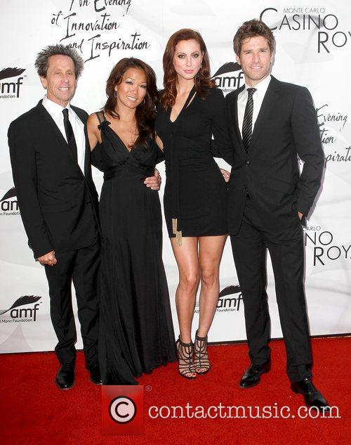 Brian Grazer, Keli Lee, Eva Amurri and Kyle Martino 11