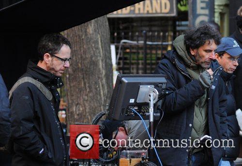 Ethan Coen and Joel Coen 3
