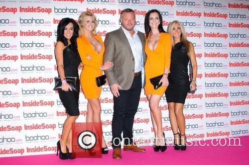 Mick Norcross Inside Soap Awards 2012 Sponsored by...
