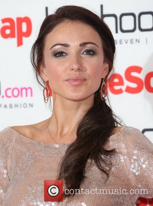 Karen Hassan The Inside Soap Awards 2012 held...