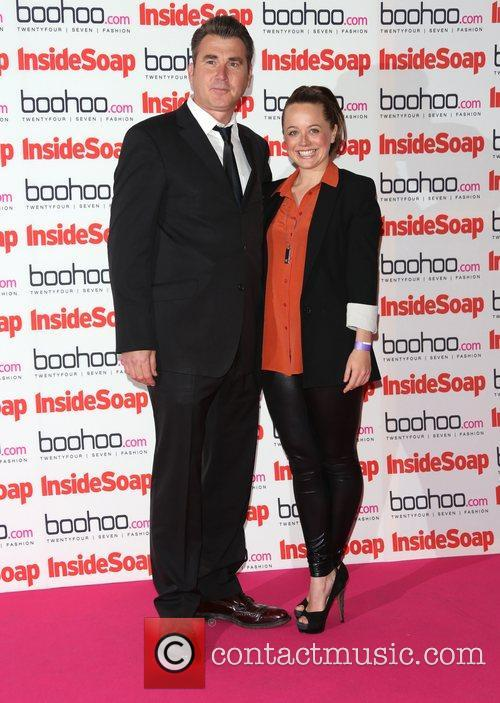 Ian Kelsey and Charlie Clemmow The Inside Soap...