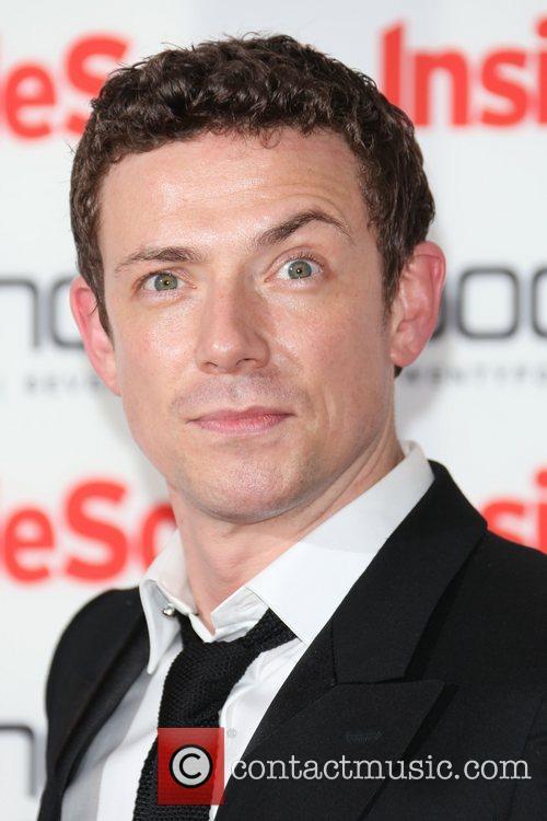 Michael Thomson The Inside Soap Awards 2012 held...