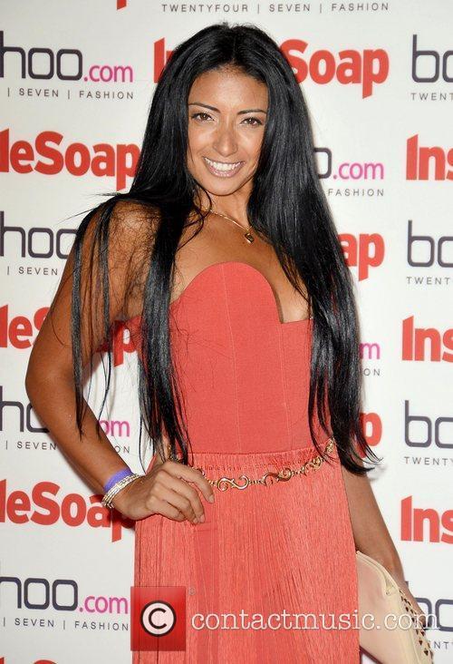Karen Hauer The Inside Soap Awards 2012 held...