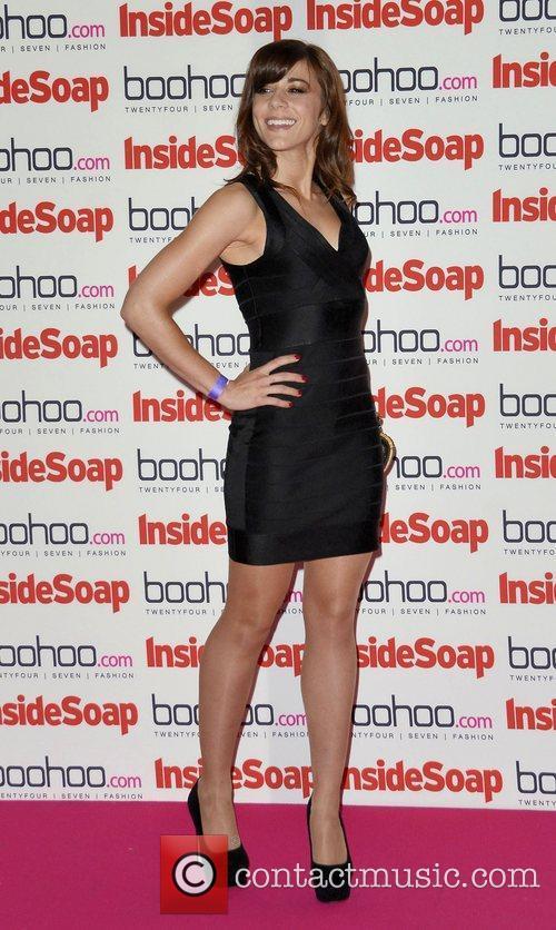 Victoria Atkin The Inside Soap Awards 2012 held...