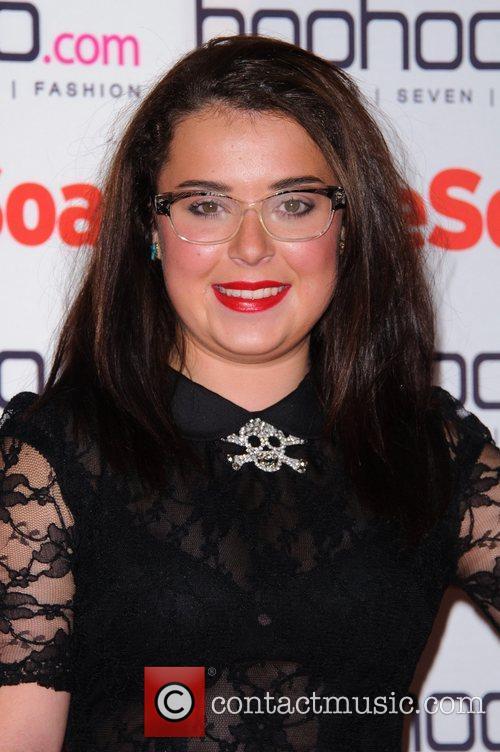 Danni Harmer Inside Soap Awards 2012 Sponsored by...