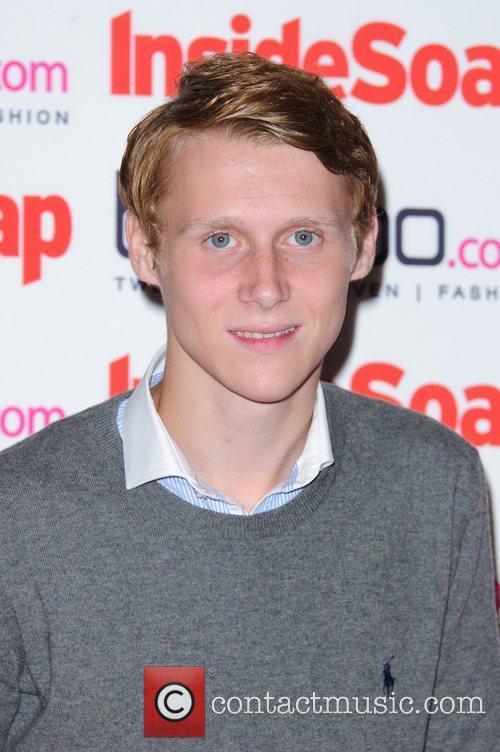 Jamie Borthwick Inside Soap Awards 2012 Sponsored by...