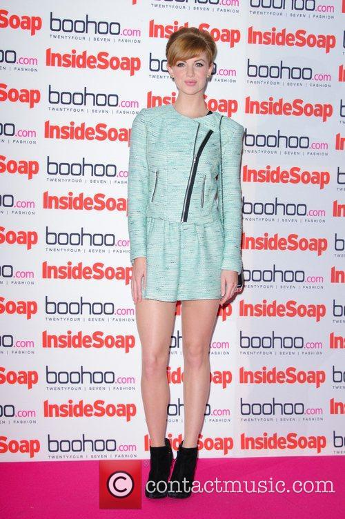 Lucy Dixon Inside Soap Awards 2012 Sponsored by...