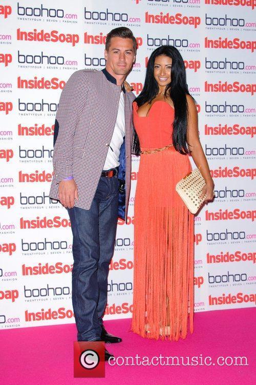 Matt Evers Inside Soap Awards 2012 Sponsored by...