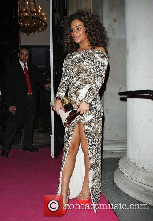 At the Inside Soap Awards 2012 Sponsored by...