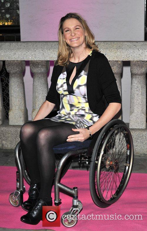 Claire Lomas The Inspiration Awards For Women 2012...