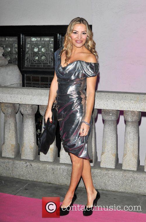 Elen Rivas The Inspiration Awards For Women 2012...
