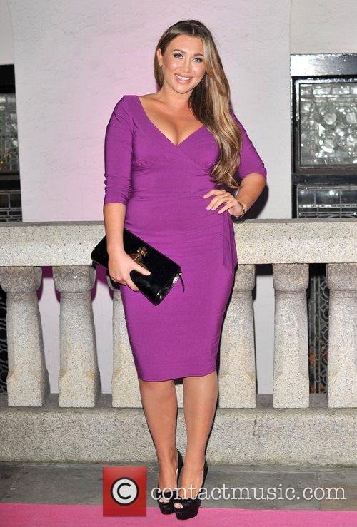 Lauren Goodger The Inspiration Awards For Women 2012...