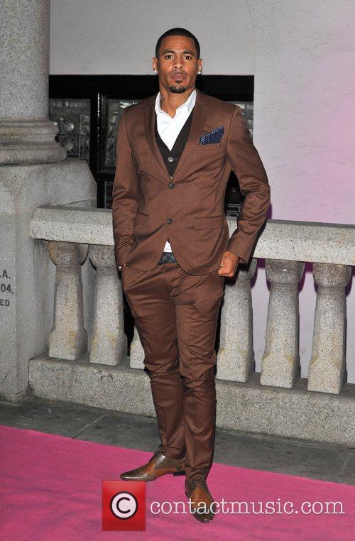 MC Harvey The Inspiration Awards For Women 2012...