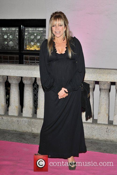 Jo Wood The Inspiration Awards For Women 2012...