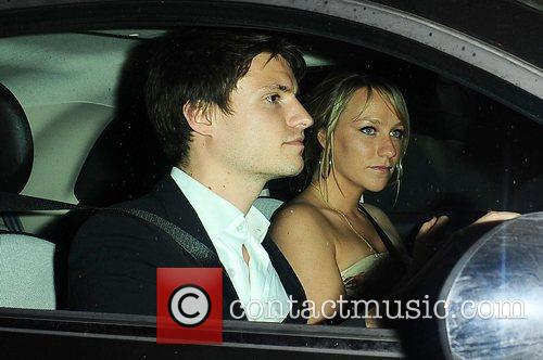 Chloe Madeley leaving The British Inspiration Awards held...