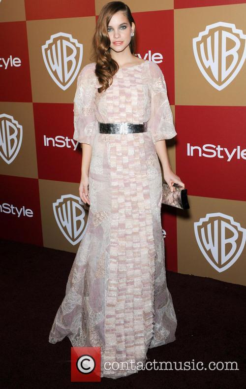 Barbara Palvin InStyle And Warner Bros. Golden Globe...