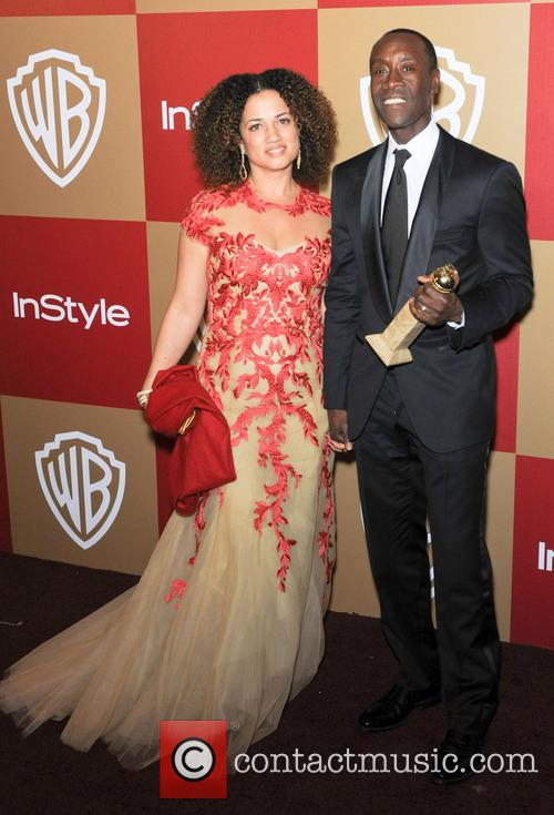 Bridgid Coulter; Don Cheadle InStyle And Warner Bros....