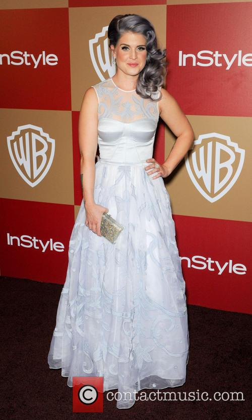 Kelly Osbourne, Golden Globes Dress 2013
