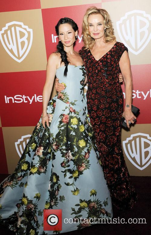 Lucy Liu and Jessica Lange 3