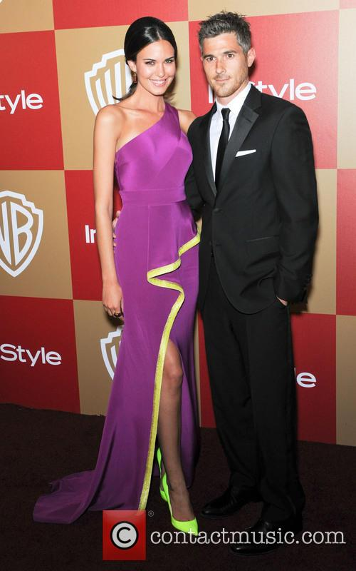 Odette Annable and Dave Annable 1