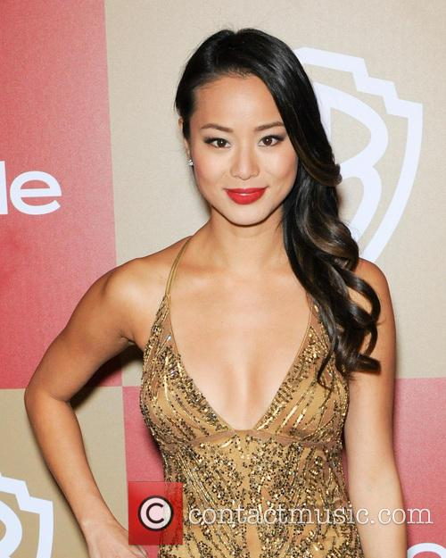 Jamie Chung InStyle And Warner Bros. Golden Globe...