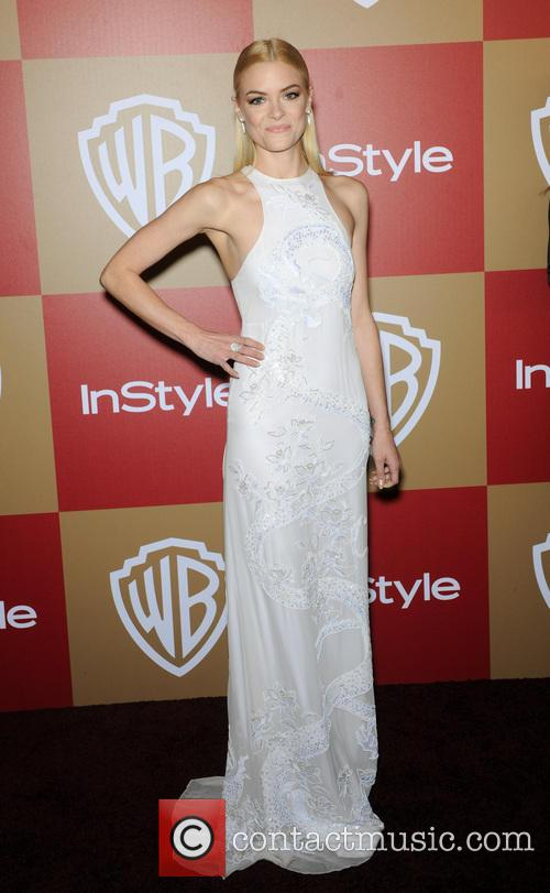 jamie king instyle and warner bros golden 20061003