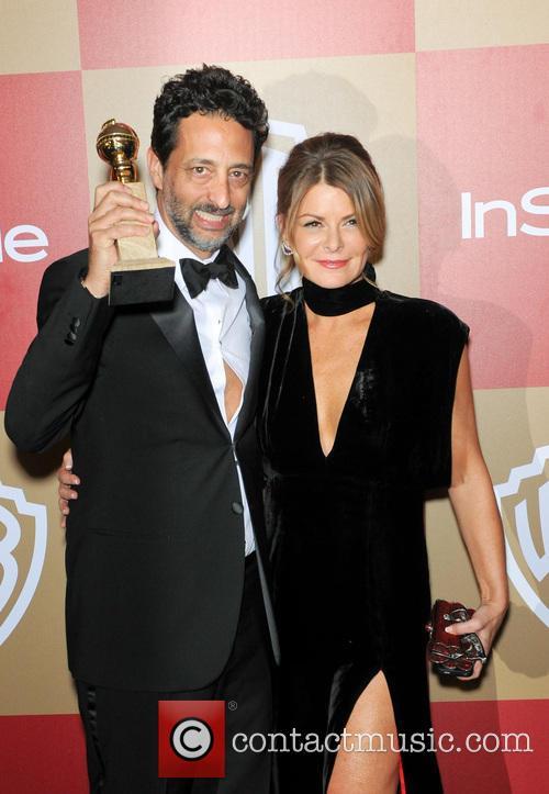 Lisa Heslov and Grant Heslov 6