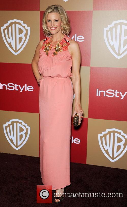 Anna Gunn InStyle And Warner Bros. Golden Globe...