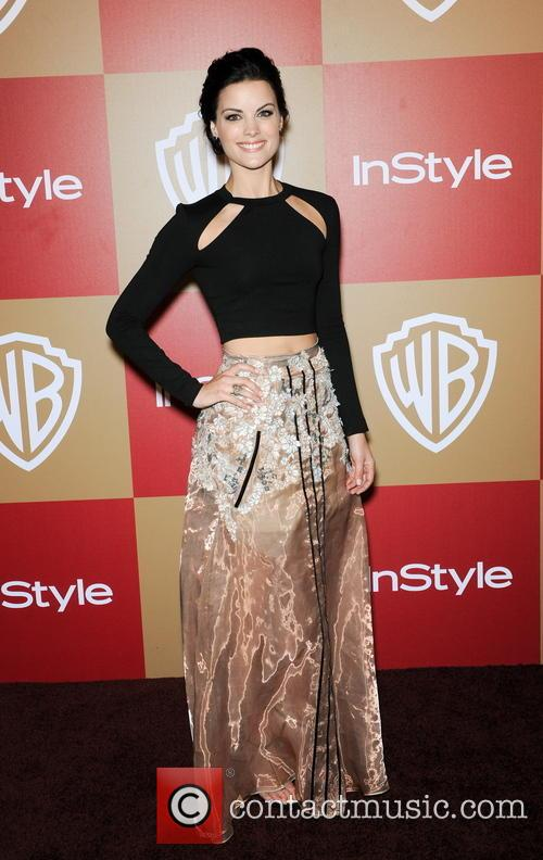 Jaimie Alexander InStyle And Warner Bros. Golden Globe...