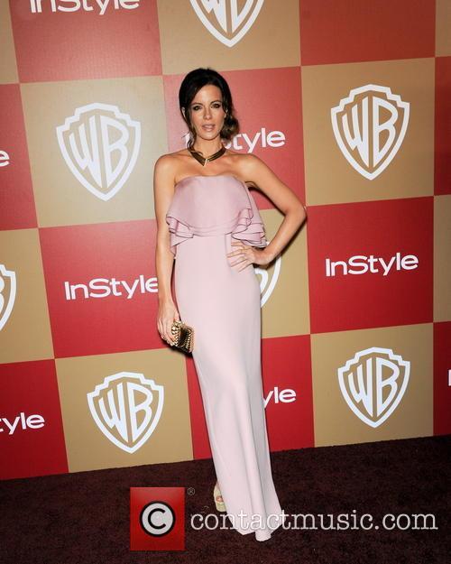 Kate Beckinsale InStyle And Warner Bros. Golden Globe...