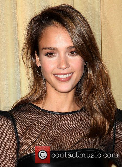 Jessica Alba Forevermark & InStyle Beauty & Brilliance...