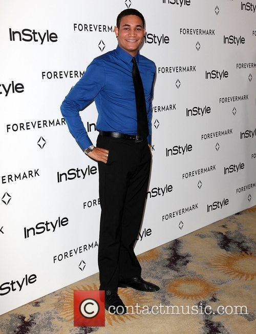Bryce Vine Forevermark & InStyle Beauty & Brilliance...