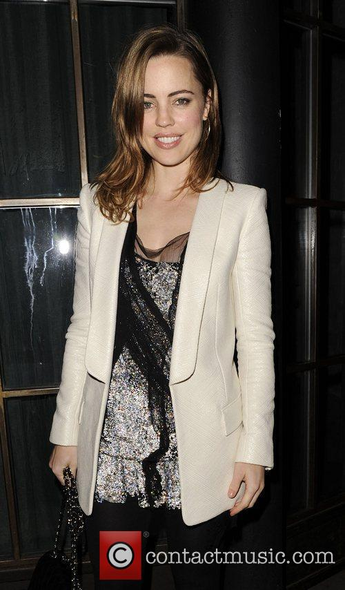Melissa George arriving at the InStyle Best of...
