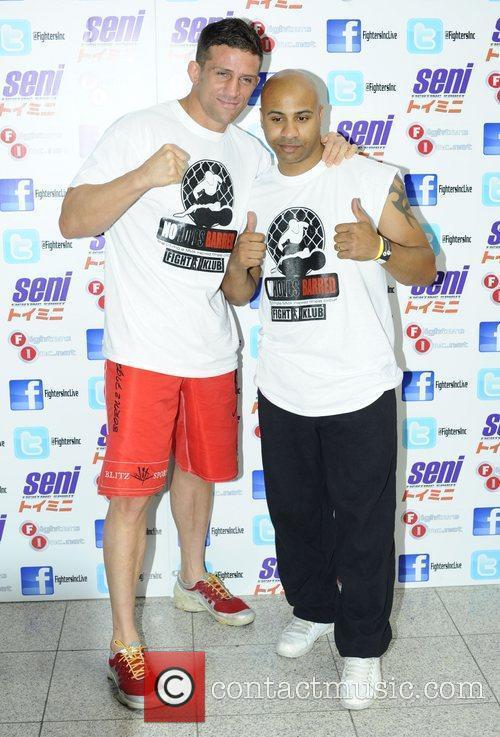 Alex Reid and Troy Dureh The International Combat...