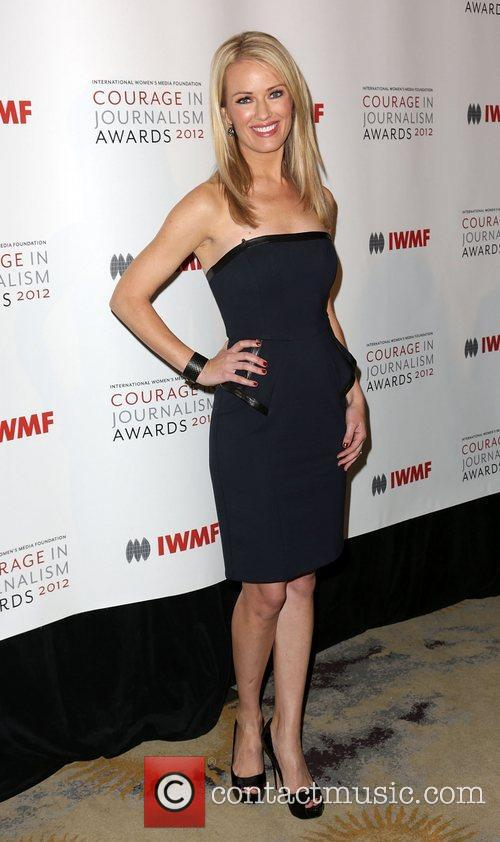 International Women's Media Foundation held at the Beverly...
