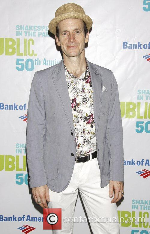 Denis O'Hare Opening night after party for the...