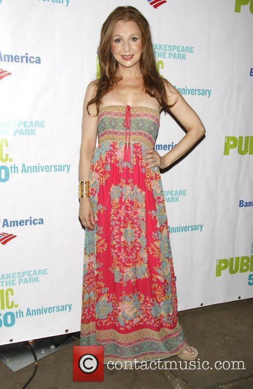 Donna Murphy Opening night after party for the...