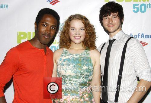 Eric R. Williams, Victoria Cook and Johnny Newcomb...