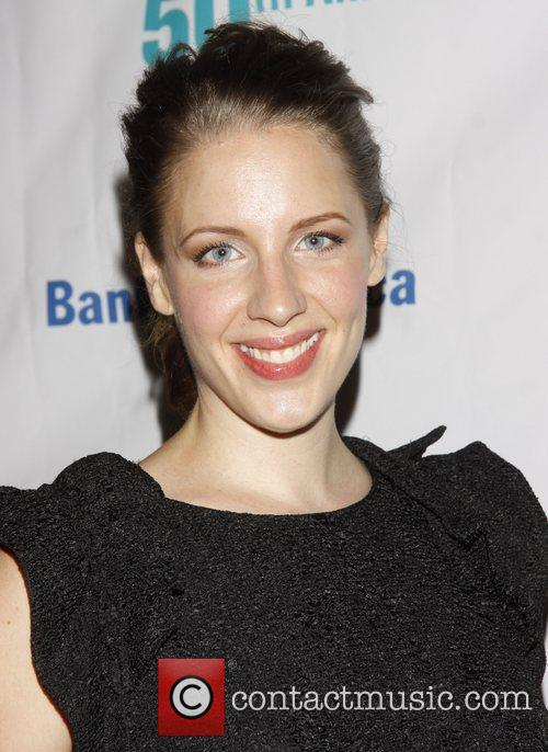 Jessie Mueller Opening night after party for the...