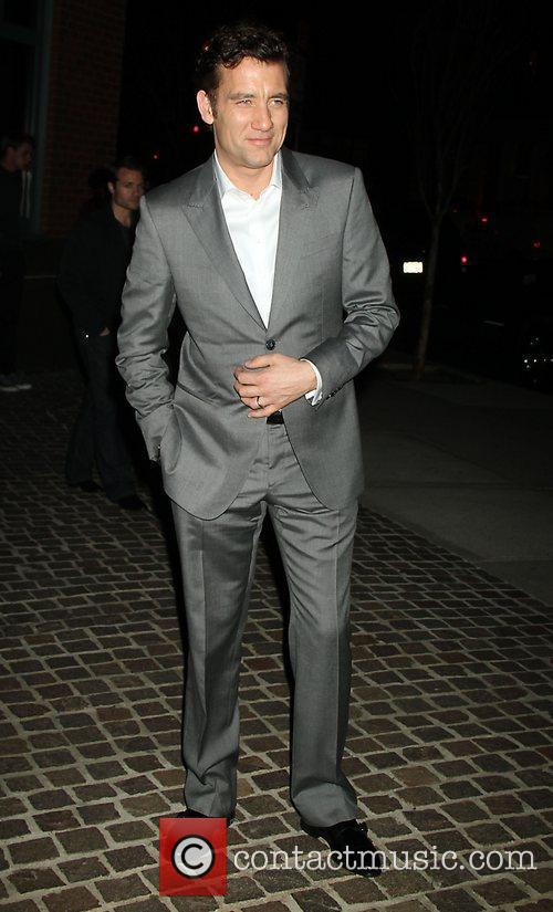 Clive Owen and Tribeca Grand Hotel 6