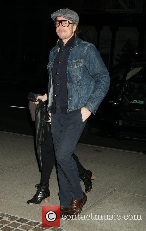Matthew Modine and Tribeca Grand Hotel 2